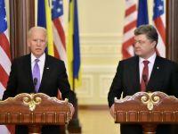 "Vicepresedintele SUA, Joe Biden, ameninta Moscova: Pretul pe care Rusia il va plati ""va continua sa creasca"""