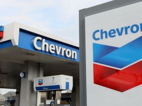 Profitul Chevron s-a prabusit din cauza pretului petrolului. Cat a pierdut gigantul energetic american