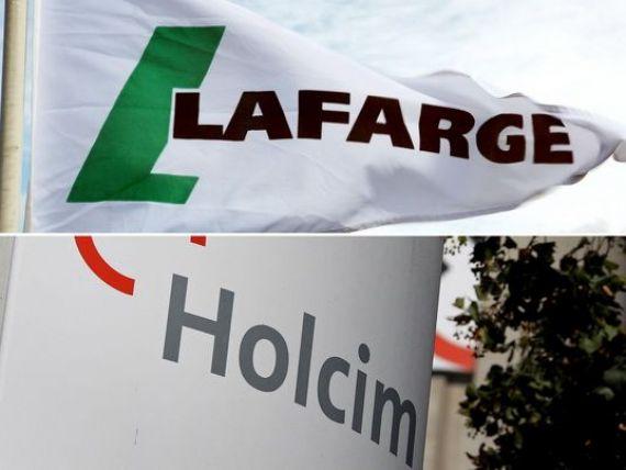 Tranzactia anului in constructii. Irlandezii de la CRH cumpara activele la care Lafarge si Holcim trebuie sa renunte inainte de fuziune, inclusiv pe cele din Romania. Preluare de 6,5 mld. euro