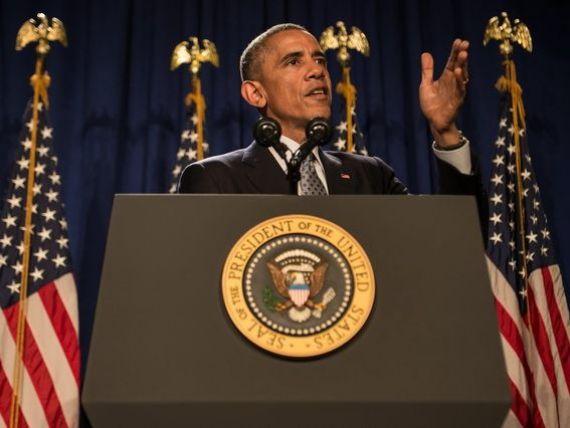 Proiect de buget de 4 trilioane dolari pentru anul fiscal 2016. Obama vrea 168 mil. dolari pentru blocarea actiunilor Rusiei contra R.Moldova, Ucrainei, Georgiei