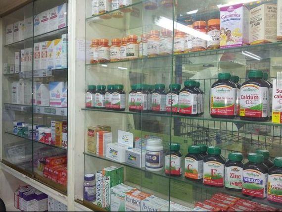 Peste 8.200 de farmacii impart o piata de circa 2,4 miliarde euro in Romania. Care sunt brandurile in care clientii au cea mai mare incredere
