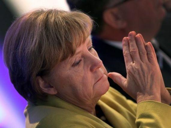 Jocul nervilor intinsi la maximum. Angela Merkel asteapta Grecia la cotitura, in aprilie sau mai, cand va ramane fara lichiditati. Atena isi cauta aliati in Europa
