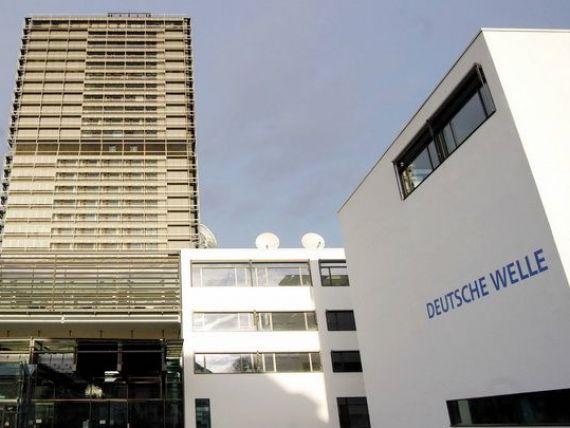 Deutsche Welle lanseaza televiziune de stiri in engleza.  Germania e foarte apreciata in lume, multi tin cont de ceea ce face aceasta tara inainte de a actiona ei insisi