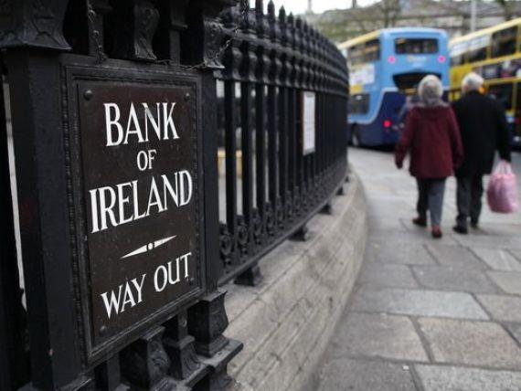Efectul bulgarelui de zapada. Irlanda vrea sa beneficieze de un plan de salvare similar, in cazul in care Grecia obtine unul