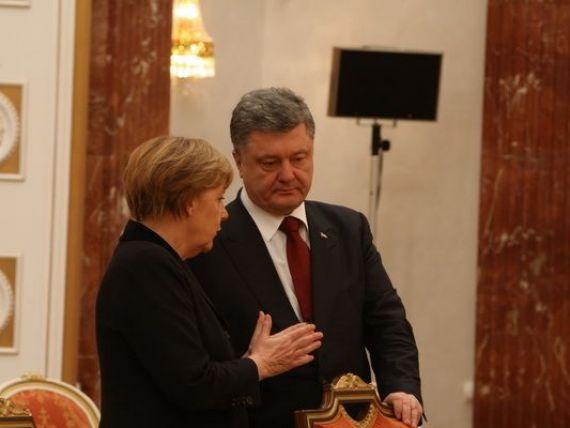Pozitia Bucurestiului in conflictul din Ucraina. Iohannis:  Romania intelege pericolul si se implica in solutionare.  Ponta, despre acordul de la Minsk:  Nimeni nu-si face iluzii