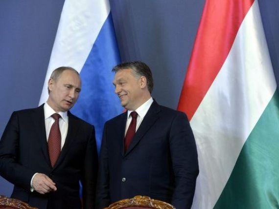 Ungaria se declara pregatita sa reia exporturile catre Rusia, dar sustine ca respecta  integral  sanctiunile impuse Moscovei