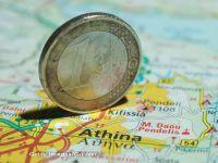 Leul se depreciaza pe fondul incertitudinilor din Grecia. Dolarul creste cu 4,6 bani si depaseste din nou 4,1 lei, francul elvetian sare de 4,3 lei