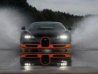 Manager Magazin: Volkswagen ar putea vinde brandul Bugatti unui om de afaceri croat