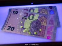 Europa a schimbat banii. Cum arata noua bancnota de 20 de euro. FOTO si VIDEO