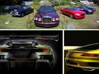 Masinile zilei: Aston si Volkswagen, rachete de 1.000 de cai. Primul Bentley SUV si un job de sofer la Casa Regala. GALERIE FOTO