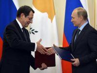 Putin isi gaseste aliati in Europa. Cipru permite navelor de razboi rusesti sa stationeze in porturile sale, in schimbul unor acorduri de finantare