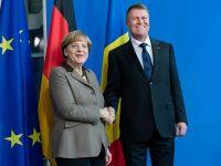 """Presedintele Forumului Democrat al Germanilor, dupa vizita lui Iohannis la Berlin: Angela Merkel a spus ca Romania si Bulgaria au intrat """"un pic"""" precoce in UE si a criticat Parlamentul"""