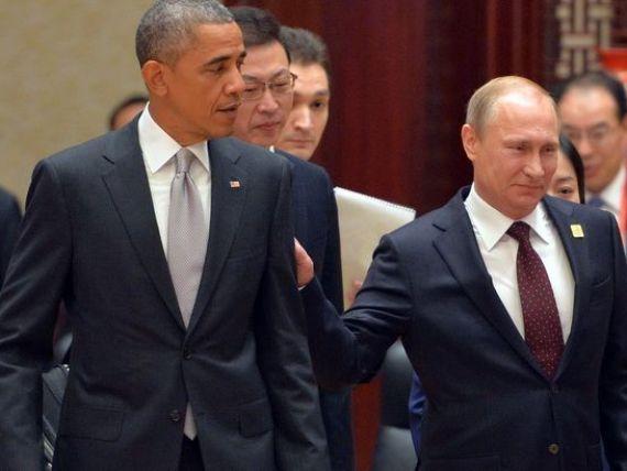 Obama a prelungit cu  un an  sanctiunile adoptate impotriva Rusiei