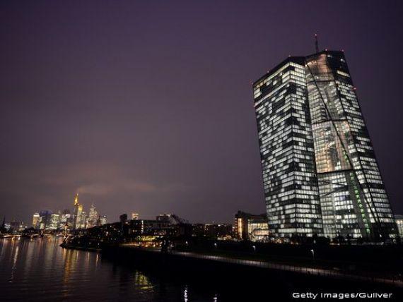Anuntul BCE in legatura cu bancile grecesti, patru dintre ele prezente si in Romania