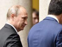 Rusia si Italia au convenit infiintarea unui fond de investitii de 1 mld. dolari. Putin a numit Roma un partener privilegiat