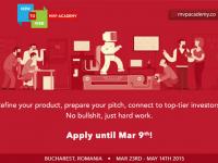 Ultimele zile in care startup-urile tech pot aplica la programul de pre-accelerare MVP Academy