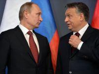 "Prima lovitura pe care premierul Ungariei o da Europei, dupa vizita lui Putin la Budapesta. Orban: ""Nu vom sustine un acord comercial UE-SUA care sa reduca suveranitatea tarii"""