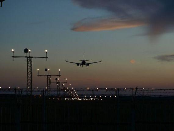 Aeroportul Otopeni, locul patru in Europa la cresterea traficului aerian, in luna mai. Peste 9.000 de avioane au aterizat si au decolat de la Bucuresti