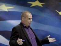 Ministrul elen de Finante critica programul de achizitii de obligatiuni al BCE si cere un plan alternativ pentru stimularea economiei Greciei