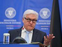 Steinmeier: Romanii sunt printre strainii cel mai bine integrati pe piata muncii din Germania