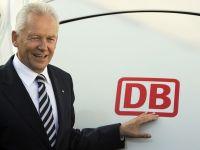 CEO Deutsche Bahn: Nu suntem interesati de CFR Marfa, ci de o crestere organica