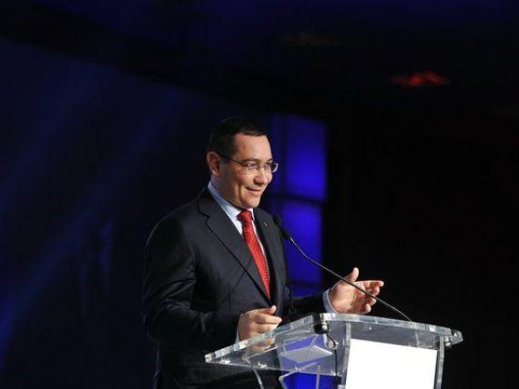 Ponta: Guvernul isi va asuma raspunderea pentru proiectul Codului Fiscal, daca liberalii il vor bloca