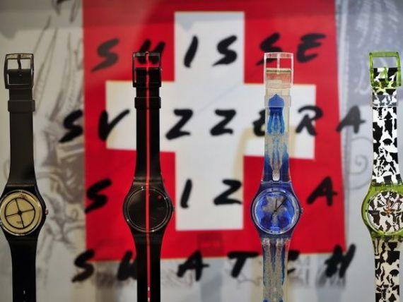 Coinventatorul Swatch anunta  era glaciara  a ceasurilor elvetiene, dupa lansarea Apple Watch.  Va pune multa presiune pe industria traditionala