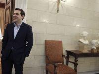 Tsipras o santajeaza pe Merkel. Grecia si-a amintit ca nu a primit reparatii de razboi in urma ocupatiei naziste si cere despagubiri Germaniei. Guvernul vrea sa intre in banii de salvare a bancilor ca sa evite defaultul