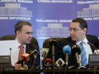 Ponta a aprobat demisia ministrului Finantelor, D. Valcov, dupa cererea DNA de arestare a acestuia