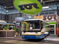 Primele autobuze electrice intra in teste in Bucuresti. Masinile fabricate in Cehia au motor Skoda, 85 de locuri si o autonomie de 250 km. FOTO