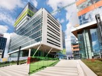 "Carrefour se muta din Anchor Plaza, in ""noul hub de business al Bucurestiului"", dezvoltat de Skanska, unde a inchiriat 6.850 mp"
