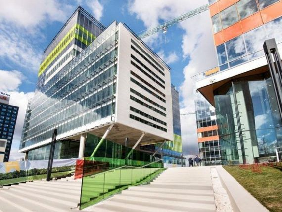 Carrefour se muta din Anchor Plaza, in  noul hub de business al Bucurestiului , dezvoltat de Skanska, unde a inchiriat 6.850 mp