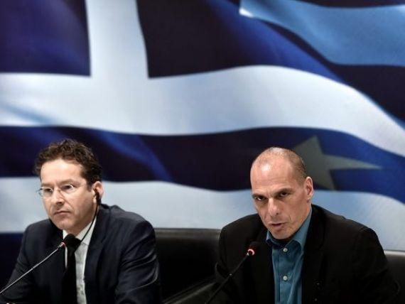 Zona euro tranteste usa in fata Atenei: Intalnirea de la Riga a fost  un esec total de comunicare . Ce urmeaza pentru Grecia