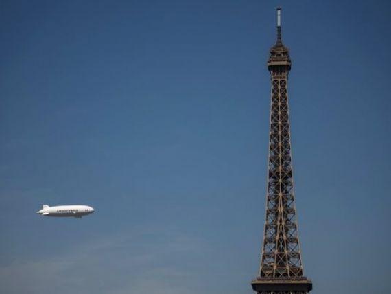 Limita de viteza in Paris, redusa cu 20 km/ora, pe fondul unui varf de poluare a aerului
