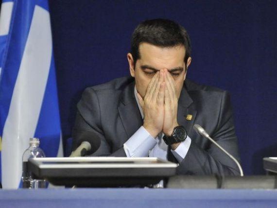 Al doilea esec al lui Tsipras in fata zonei euro. Propunerile de reforma prezentate de Grecia nu includ suficiente detalii. Creditorii ar putea amana deblocarea finantarii