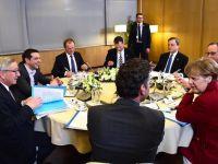 Guvernul de la Atena ramane fara bani. Merkel: Grecia va trimite curand lista cu reforme concrete catre creditorii internationali. Reactia premierului Tsipras