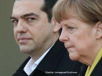 Ce urmeaza pentru Atena dupa intalnirea Merkel-Tsipras. Soros: Exista o probabilitate de 50% ca Grecia sa paraseasca zona euro
