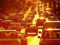 Clasamentul in care Bucurestiul devanseaza Shenzhen sau Los Angeles. Capitala Romaniei, pe locul 7 in topul celor mai mari blocaje in trafic