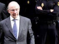 Fostul director al FMI Rodrigo Rato, arestat in cadrul unei anchete pentru spalare de bani. Demnitarul mai este anchetat si in dosarul privind falimentarea bancii Caja Madrid