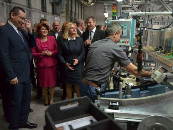 Draxlmaier a deschis o noua fabrica la Brasov, printr-o investitie de 50 mil. euro. BMW, Daimler, Volkswagen, Tesla si Cadillac, printre cei mai importanti clienti