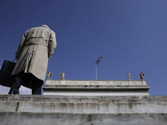National Bank of Greece si Alpha Bank, grupuri bancare prezente si in Romania, au raportat pierderi in scadere. Creditele neperformante continua sa creasca