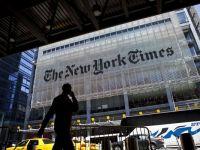 Cotidianul The New York Times, recompensat cu trei premii Pulitzer, doua pentru acoperirea mediatica a epidemiei de Ebola si unul pentru investigatie