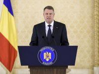 Iohannis cere Parlamentului reexaminarea legii privind asigurarea locuintelor:  Ingradeste dreptul proprietarilor de a-si proteja imobilele