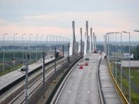 Romania si Bulgaria vor sa construiasca inca doua poduri peste Dunare
