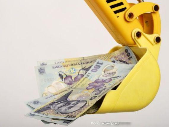 Cati bani sunt in circulatie in Romania, cati au ajuns in  masina de tocat  a BNR si care este cea mai falsificata bancnota