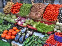 Mai multe fructe si legume romanesti in piete. Legea care face diferenta intre producatori si samsari intra in vigoare din mai