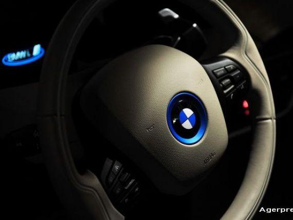 BMW raporteaza scadere a profitului cu 1% si vanzari record de aproape 24 mld. dolari, in T2