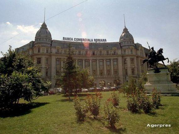 BCR, cea mai mare banca din Romania, a raportat un profit net de 918,9 milioane de lei in 2015