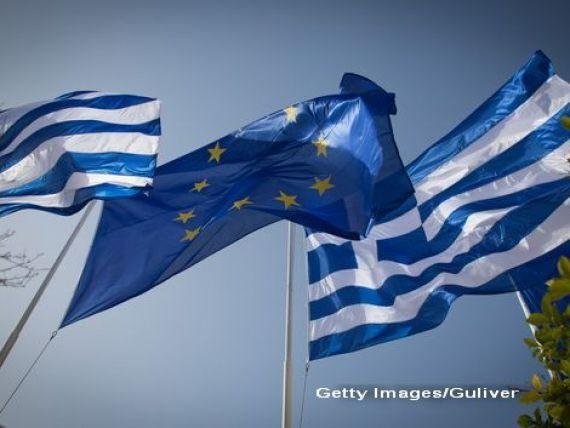 Majorarea ratei creditelor neperformante a provocat pierderi bancilor elene National Bank of Greece si Alpha Bank