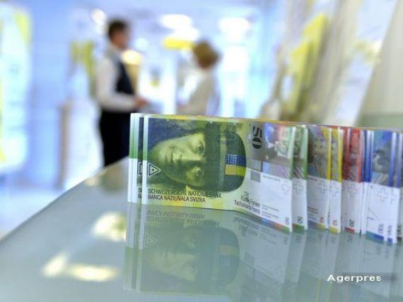 Fitch: Conversia creditelor in franci elvetieni nu va avea un impact imediat asupra ratingurilor bancilor romanesti